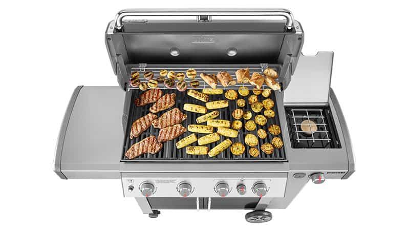 Weber-Genesis-4-burner-grill