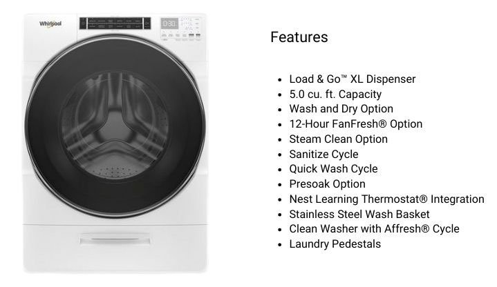 Whirlpool-front-load-washer-WFW8620HW-review-2020