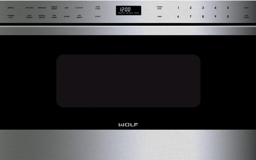 Wolf Electric Microwave MD24TES
