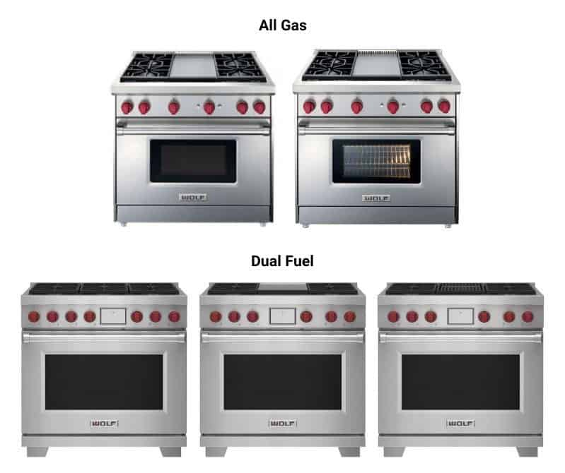 Wolf-36-inch-pro-range-stovetop-options-for-gas-and-dual-fuel