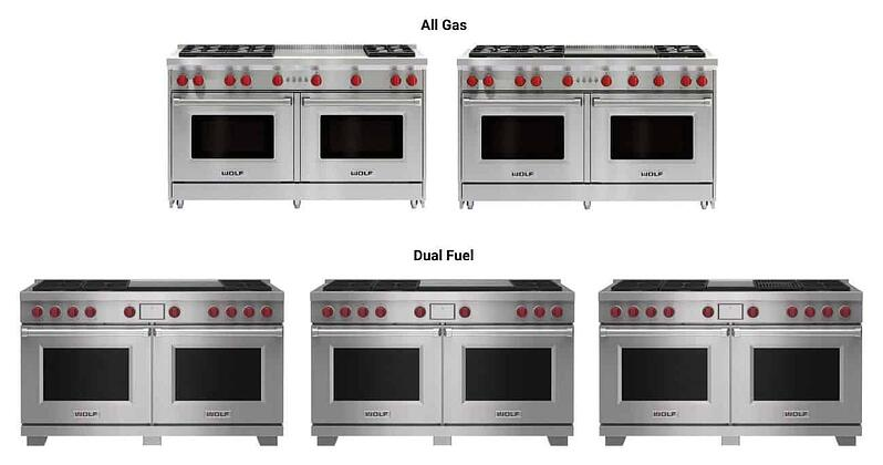 Wolf-60-inch-pro-range-stovetop-options-for-gas-and-dual-fuel