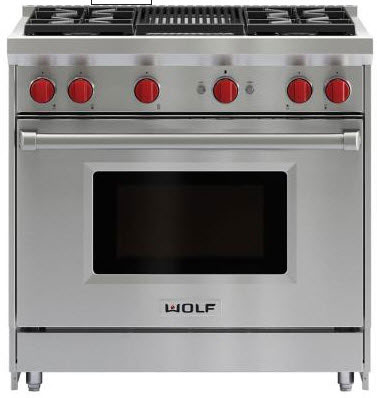 Wolf-pro-range-with-grill-GR364C-LP
