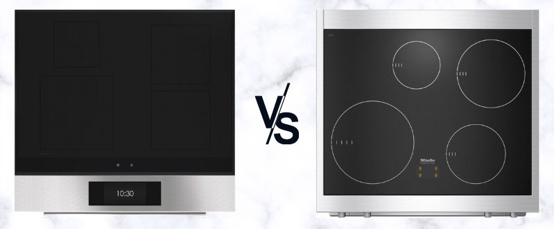 Wolf-vs-Miele-Induction-stovetop-