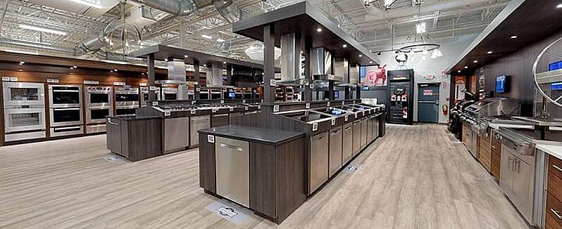 Yale Appliance Dishwasher Display in Framingham-1