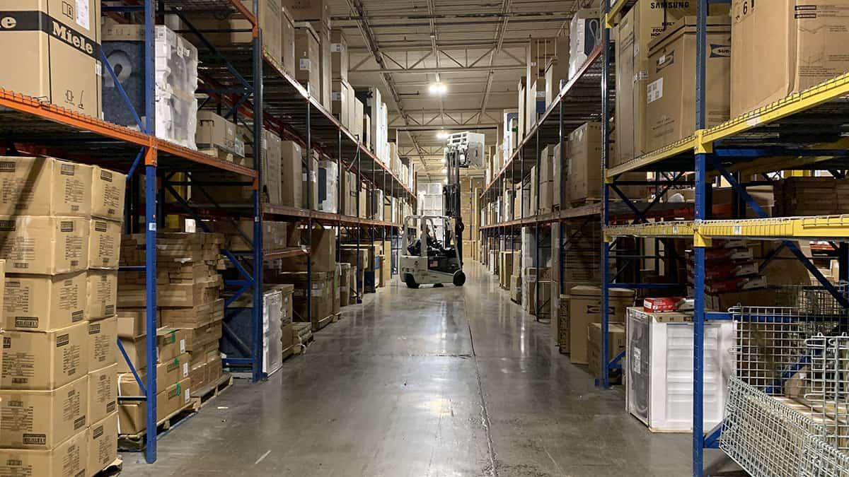Yale Appliance Warehouse