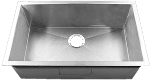 Yale Custom Sink Stainless Steel