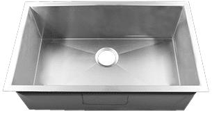 Yale Custom Sink Stainless Steel