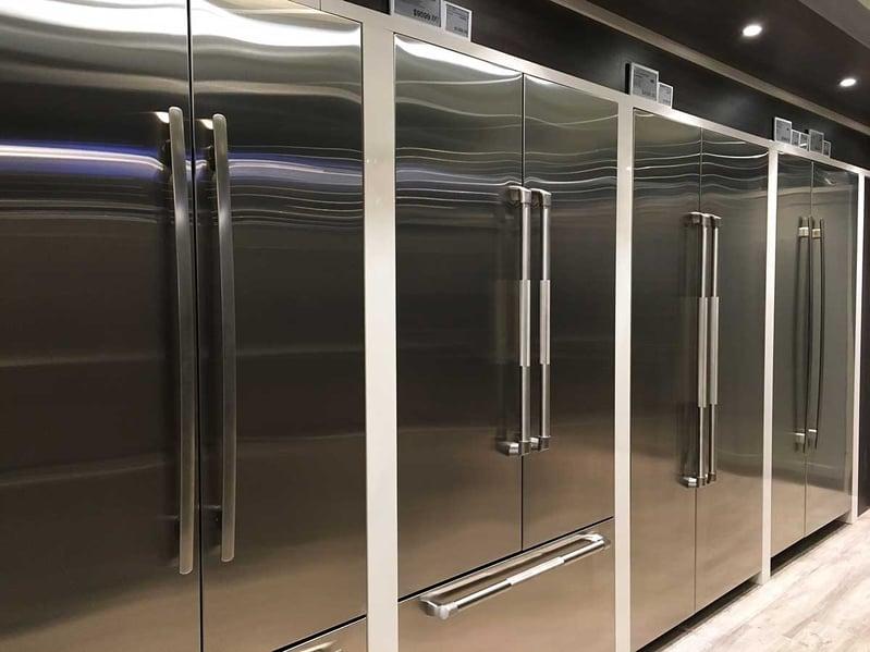 Yale-Appliance-Boston-Showroom--Jenn-Air-Integrated-Column-Refrigerators