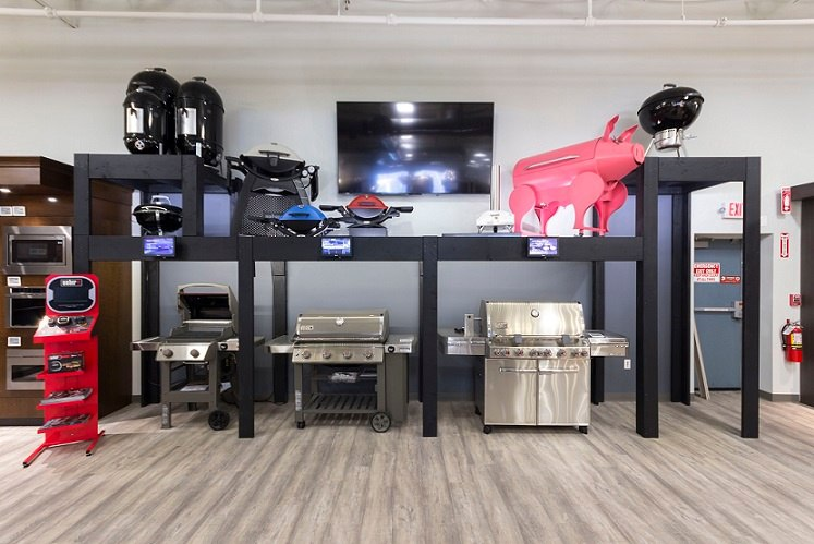 Yale-Appliance-Grill-Display
