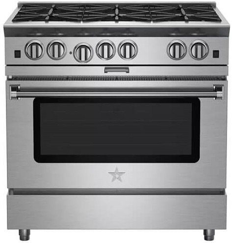 513de19b1 The Best 36-inch Dual Fuel Professional Ranges (Reviews   Ratings ...