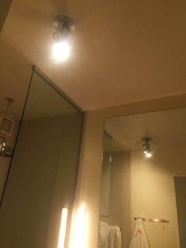 Chamber Hotel Ceiling Light