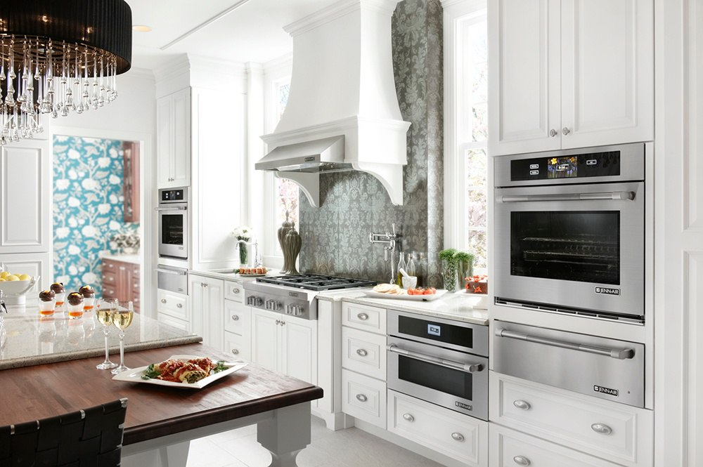 Superb Jenn Air Kitchen