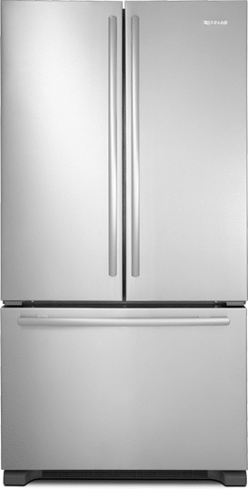 jenn air refrigerator side by side. jenn-air-french-door-refrigerator-jfc2290rem jenn air refrigerator side by