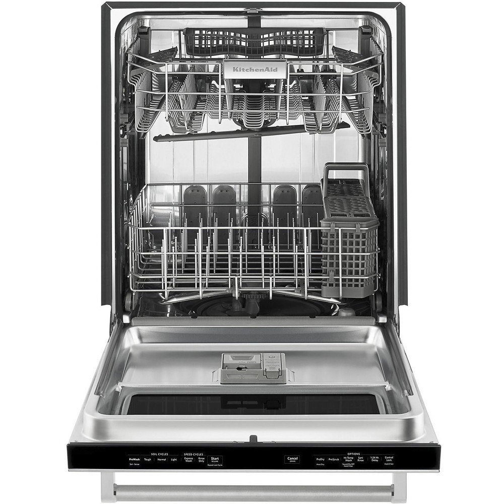 Superb KitchenAid KDTM384ESS Dishwasher Racks