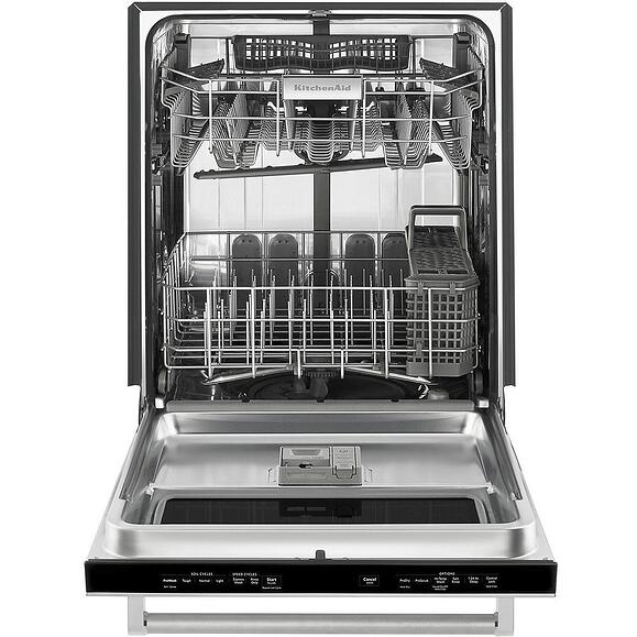 KitchenAid KDTM384ESS Dishwasher Racks