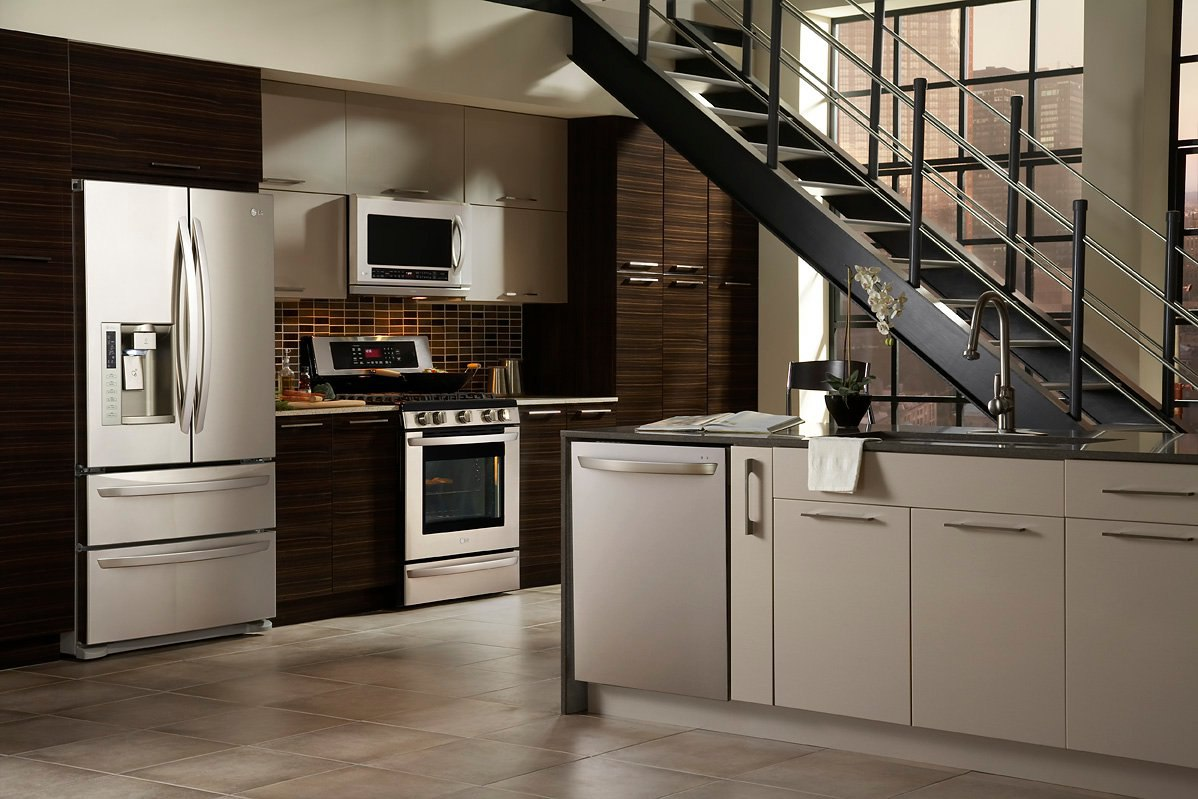 LG Kitchen Most Reliable 2017