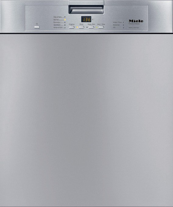 Miele-european-style-dishwasher