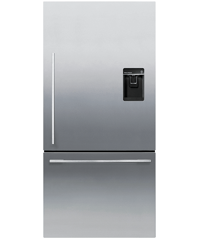 Merveilleux Fisher Paykel Has The Aesthetics And Bunch Of Different Options Including  Water Through The Door. However, It Is Hard To Justify The Price Given The  Samsung ...