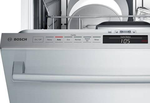 SHP878WD5N Control Panel Bosch