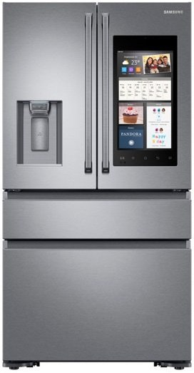 Samsung Family Hub RF23M8590SR   $3,299