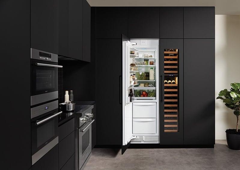 Thermador Vs Sub Zero Refrigerator Columns Ratings