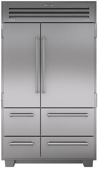 top 7 best 48 inch counter depth refrigerators reviews ratings prices. Black Bedroom Furniture Sets. Home Design Ideas