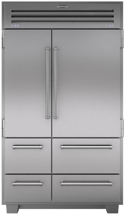 Sub Zero 48 Inch Counter Depth Refrigerator