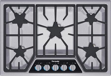 Thermador SGSX305FS 30-inch Gas Cooktop