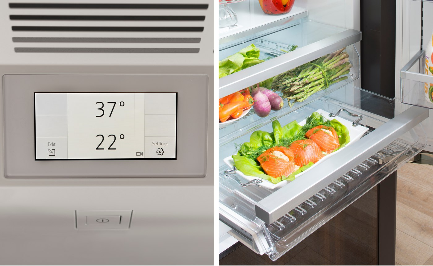 thermador vs  ge monogram integrated refrigerator columns  reviews    ratings    prices