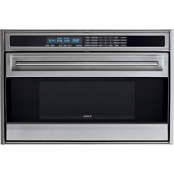 Wolf L Series 36-inch Wall Oven