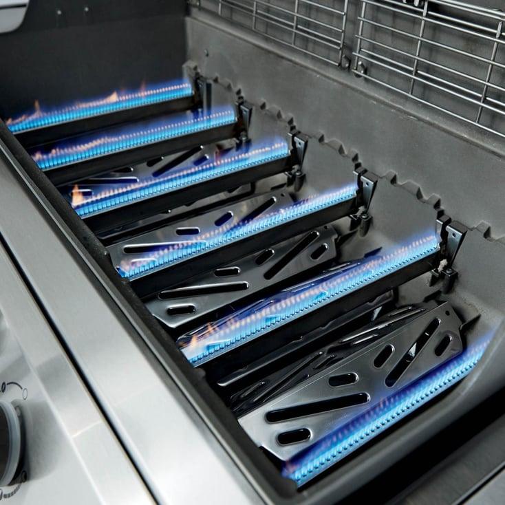 weber gs4 grilling system burners