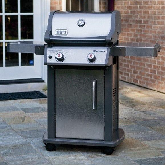 weber spirit series grill - Best Gas Grills