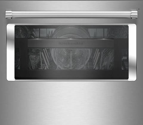 KitchenAid KDTM384ESS Dishwasher Window