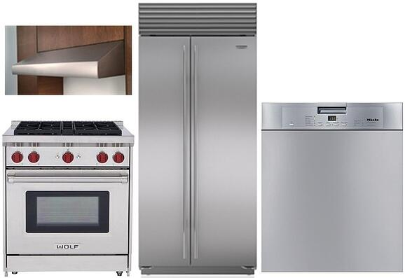 The Best Luxury Stainless Steel Kitchen Appliance Packages