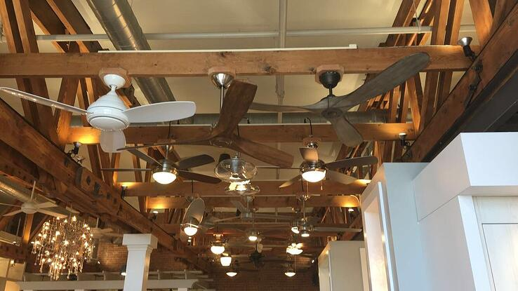 Best Low Profile Flush Mounted Ceiling Fans Reviews