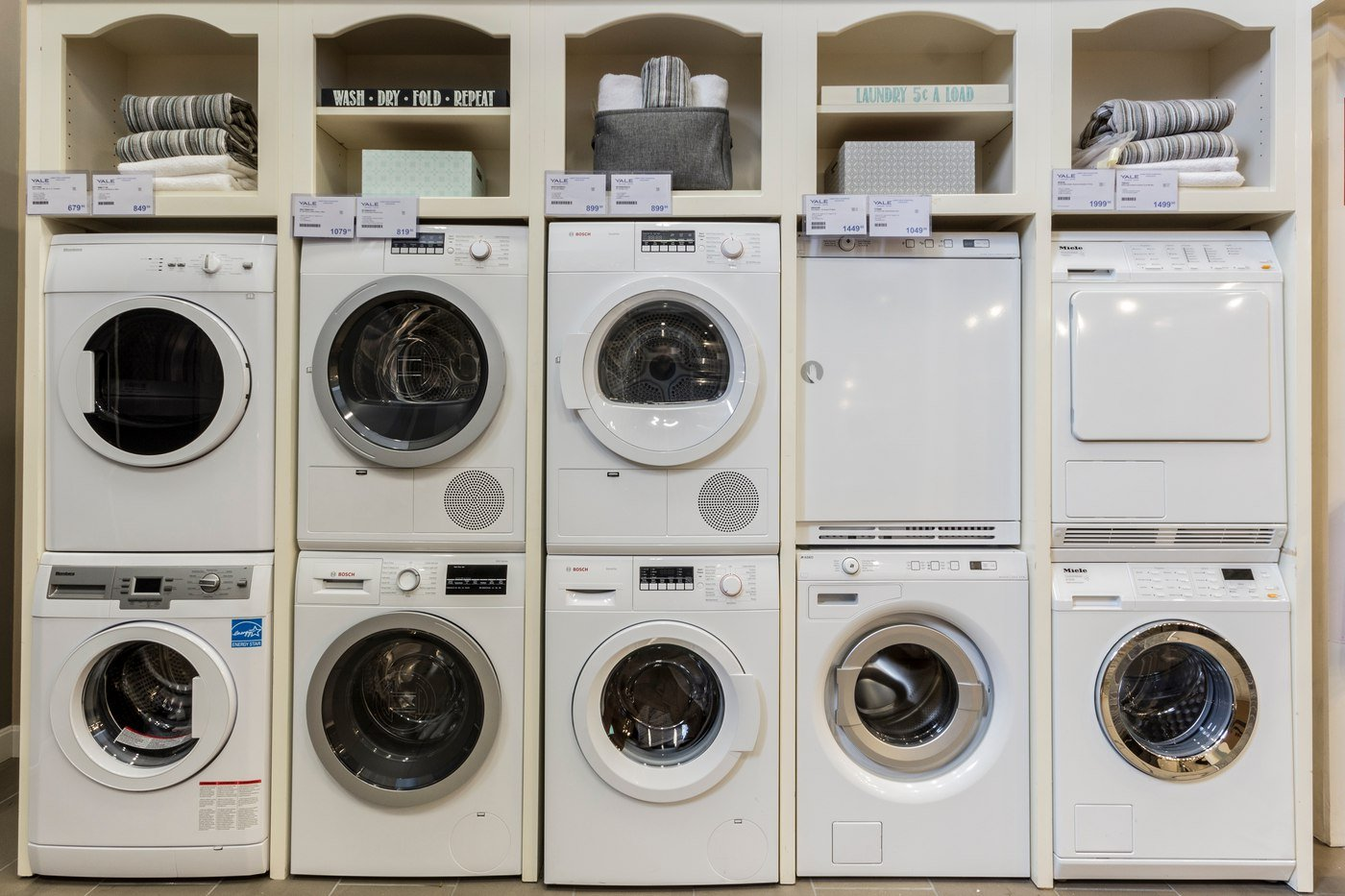 Samsung vs  Electrolux Compact Laundry (Reviews/Ratings/Prices)