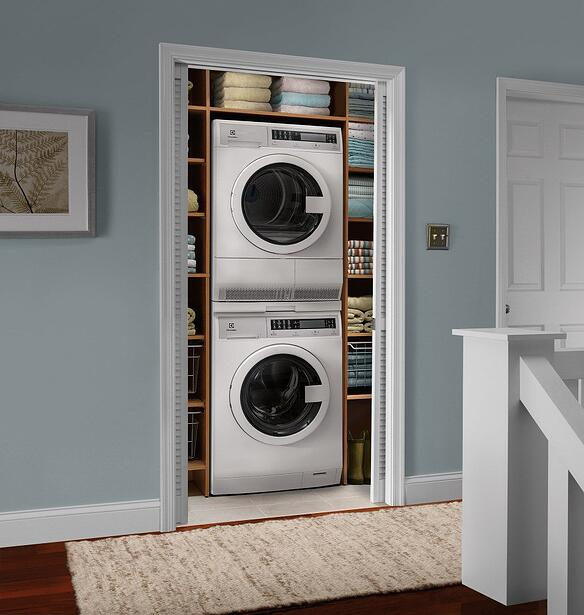 Electrolux EIFLS20QSW: Compact Washer & Dryer Pair (Reviews ...