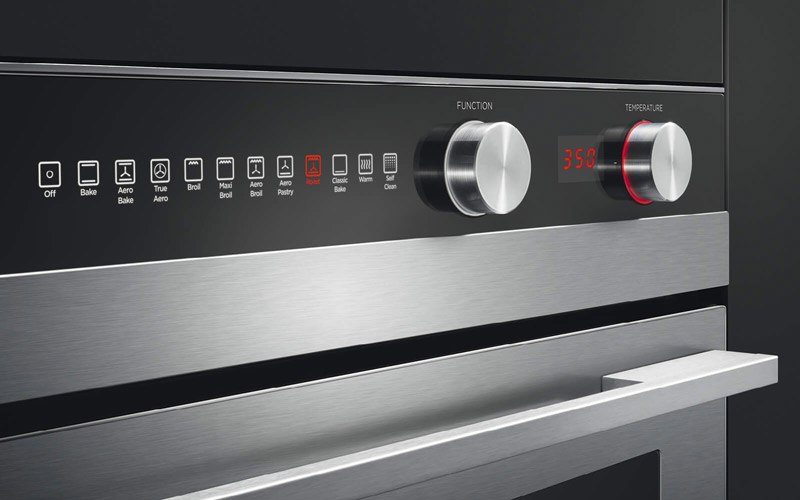 Fisher & Paykel Wall Ovens