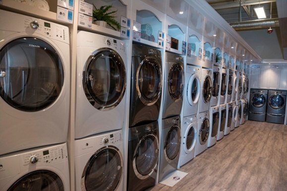 front-load-laundry-display-most-reliable