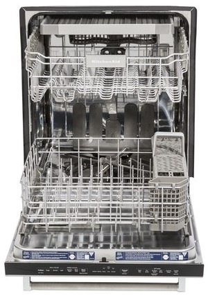 Kitchenaid KDTE254ESS Dishwasher Racks