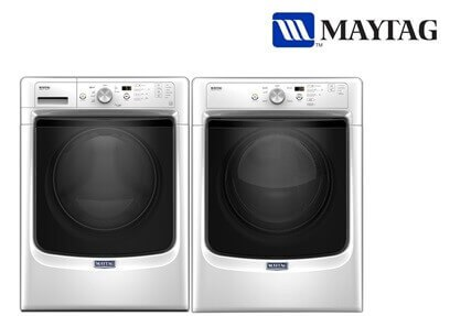 maytag entry line laundry pair