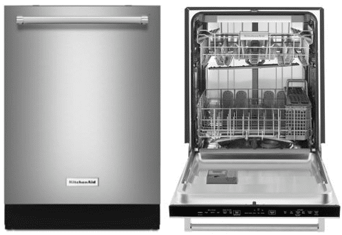 kitchenAid KDTE254ESS Dishwasher