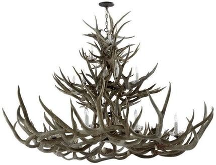 post-and-beam-ceiling-antler-chandelier-1.jpg