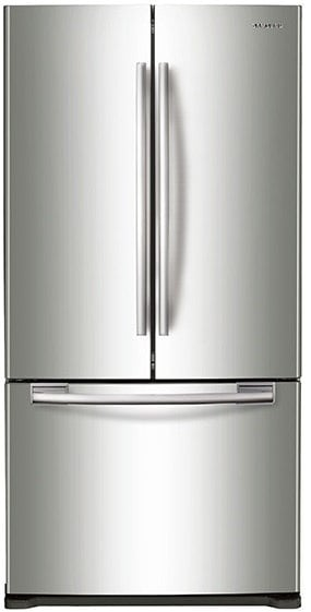 samsung RF18HFENBSR refrigerator