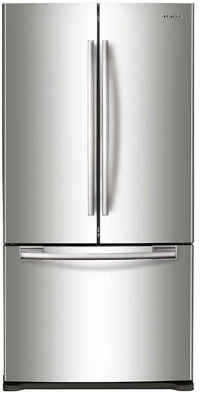 Samsung RF18HFENB R Refrigerator ...