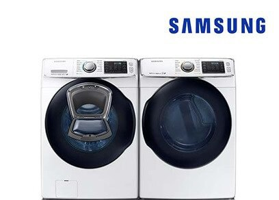 samsung-front-load-laundry-pair
