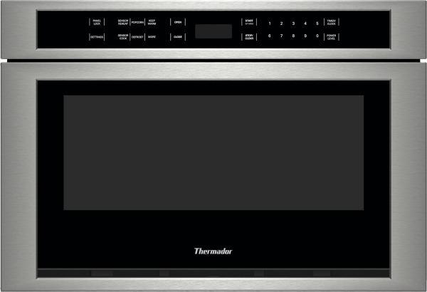 Thermador MD24JS Stainless Steel Microwave Drawer