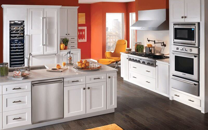Thermador Kitchen Most Reliable 2017