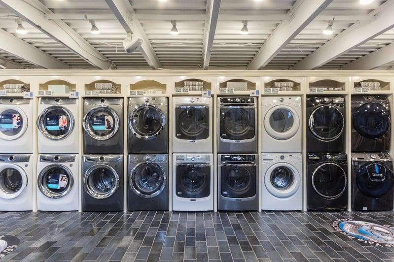 Maytag Vs Samsung Front Load Laundry Reviews Ratings