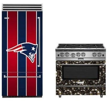 custom-panel-refrigerator-and-finish-patriots-and-bruins
